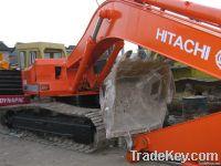 Used Hitachi Excavator