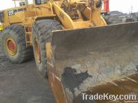 Used Wheel Loader, Caterpillar