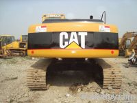 Used CAT Excavator CAT320C