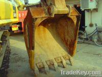 Used Crawler Excavator, Komatsu