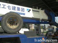 Used Truck Crane  Tadano