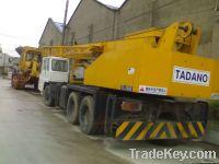 Second hand Tadano Crane, TL250E