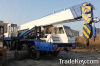 Used Tadano 30t Truck Crane, TL300E