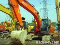 Second hand Hitachi ZX200 Excavator