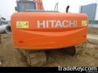 Second hand Hitachi Excavator, ZX200-3