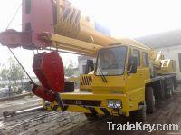 Used KATO Hydraulic Crane, NK500E-V