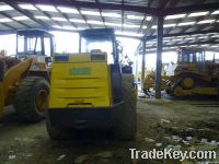 Second hand BOMAG Roller, BW217D-2