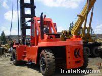 Used Kalmar Forklift, Original