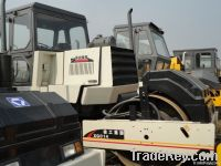 Second hand XCMG XGC14 Roller
