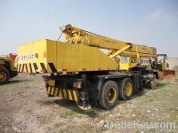 Second hand XCMG Crane, QY16C