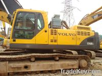 Second hand Volvo Excavator