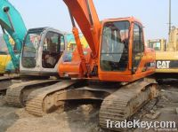 Used Doosan DH225LC-7 Excavator