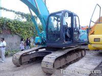 Used Kobelco Excavator, SK200