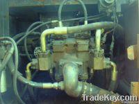 Used Hitachi Excavator, EX200-5