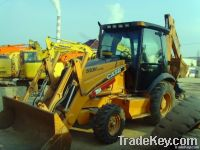 Used Backhoe Loader, Case 580M