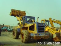 Used Longgong Wheel Loader, LG855