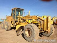 Used Motor Grader, Caterpillar 16G