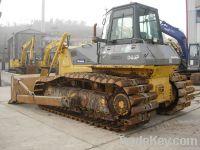 Used Crawler Bulldozer, Komatsu D65P-12E