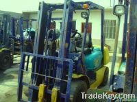 Used Diesel Forklift, Komatsu 2.5T