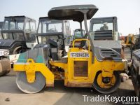 Used Junma Road Roller, Chinese Roller