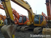 Used Crawler Excavator, Hyundai R200-5