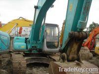 Used Kobelco Crawler Excavator, SK200