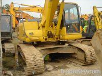 Used Excavator Komatsu PC220-7, Good Condition