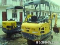 Used Yuchai Mini Excavator, YC13-6