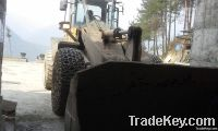 Second hand Komatsu Wheel Loader, WA320-5