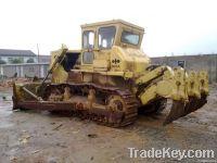 Used Komatsu Bulldozer Original Japan