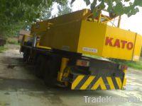 Used KATO Crane NK500E-V