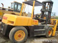 Used TCM Forklift FD100