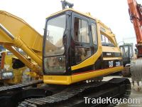 Used Excavator Caterpillar 320BL