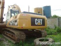 Used Caterpillar Crawler Excavator CAT325DL