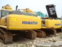Used Komatsu Excavator PC360-7, Competitive Price