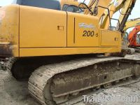 Used Hyundai Excavator R200-5