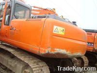 Used Excavator Hitachi ZX210LC-HHE