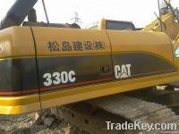 Used Caterpillar Excavator, CAT330C