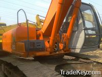 Used Hydraulic Excavator, Hitachi EX200-5