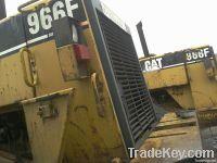 Used CAT 966F Wheel Loader