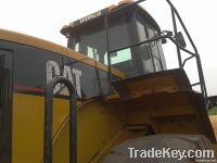 Second hand CAT980G Wheel loader, Original USA