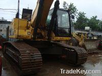 Used Excavator Caterpillar CAT345D