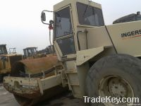 Used Road Roller, Ingersoll-rand