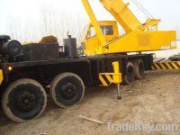 Used KATO Truck Crane NK400E