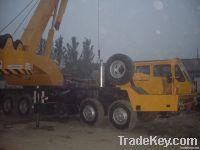 Used Truck Crane TADANO GT650E