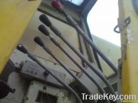 Used Hydraulic Truck Crane , Tadano TG500E