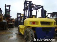 Used Komatsu Forklift