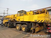 Used Hydraulic Truck Crane , XCMG