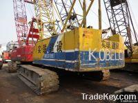 Used Crawler Crane Kobelco 55tons