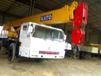 Used Rough Terrain Crane, KATO KA-300
